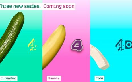 4oD - Cucumber / Banana - mangez 5 fruits et légumes par jour Cucumber Banana Tofu
