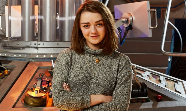 Maisie Williams dans Doctor Who !