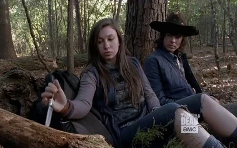 Walking Dead - The Walking Dead 5x15 : Try