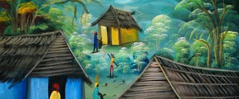 haiti - Amour, colère et folie : voyage au bout de l'horreur sur l'île d'Haïti amour colere folie haiti couv