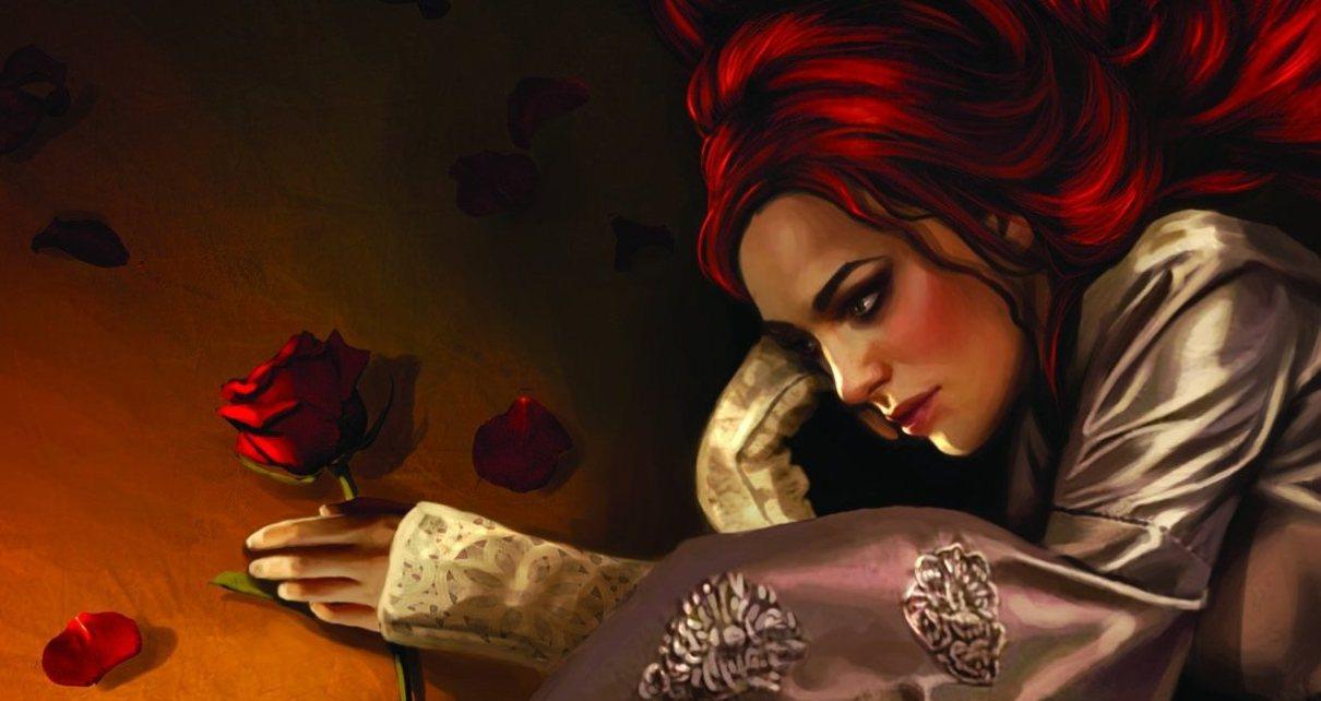 céline landressie - La Floraison : tome 1 de la nouvelle saga Rose Morte