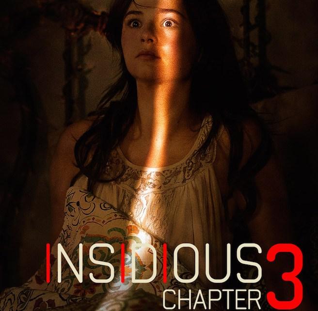 insidious - Bande-annonce et affiche pour Insidious 3