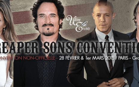 convention - Reaper Sons Convention : Les Sons of Anarchy continuent à vivre...