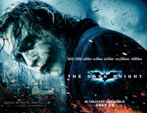 The Dark Knight @WarnerBros