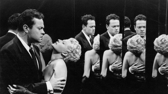 orson welles - TCM Cinéma fête Orson Welles Damedeshanghai1