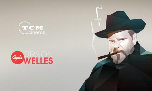 TCM Cinéma fête Orson Welles