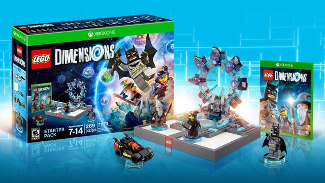 lego dimensions tous les univers lego en un jeu smallthings. Black Bedroom Furniture Sets. Home Design Ideas