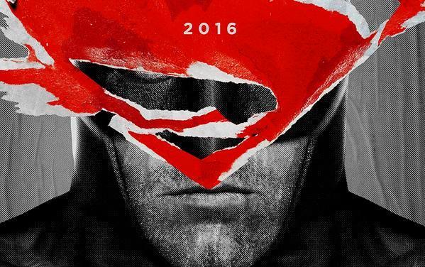 Deux affiches pour BATMAN V. SUPERMAN : Dawn Of Justice