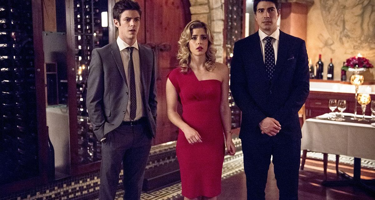 the flash - The Flash 1x18 All-Star Team Up