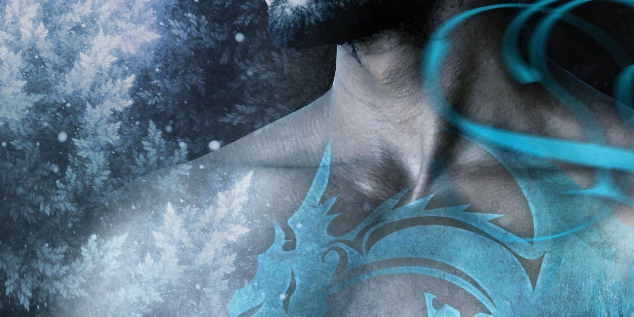Furie de Glace, deuxième tome de la saga Dragonfury