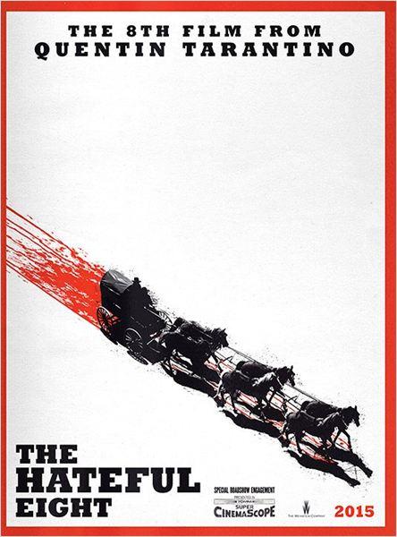 Un teaser animé pour The Hateful Eight de Tarantino