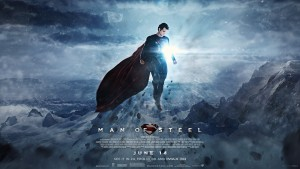 Man of Steel @WarnerBros
