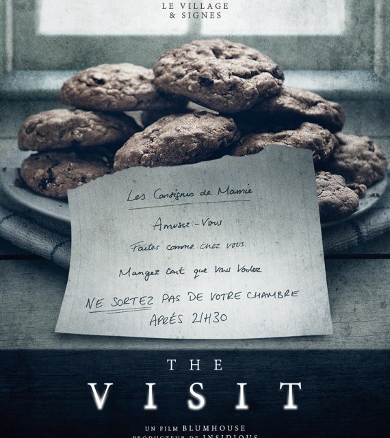 THE VISIT, M. Night Shyamalan de retour pour de bon ?