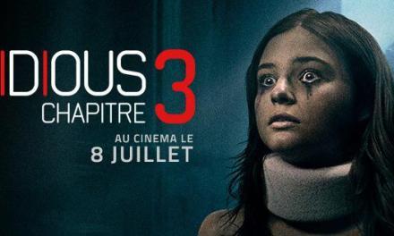 Insidious 3 : l'affiche teaser !