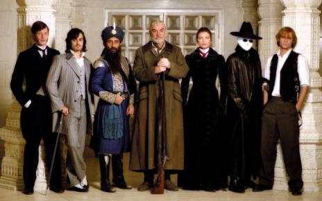 ligue des gentlemen extraordinaires - Retour prévu pour La Ligue des Gentlemen Extraordinaires