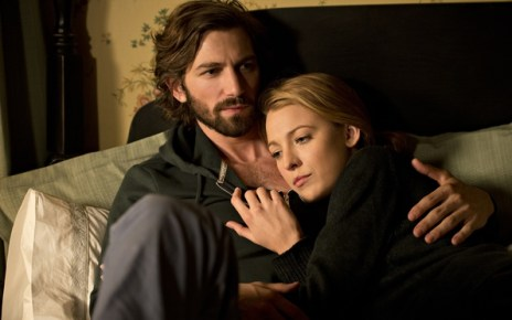 Blake Lively - The Age of Adaline - J'ai deux amours Michiel Huisman left and 007