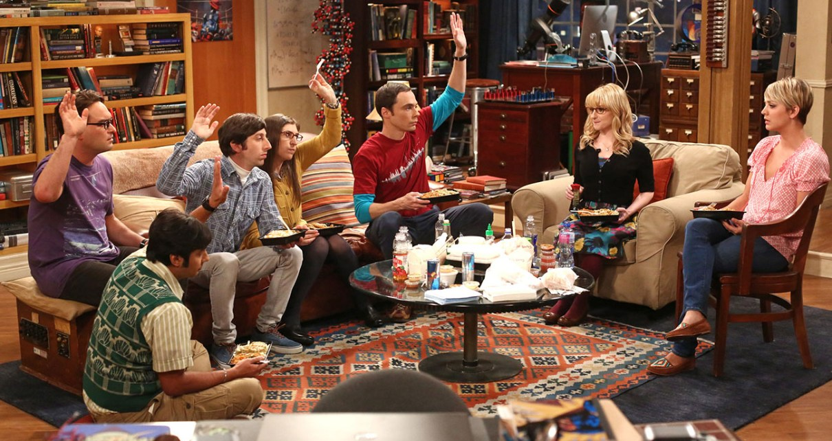 Big Bang Theory - The Big Bang Theory saison 8 : Marry me, marry you