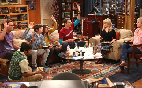 Big Bang Theory - The Big Bang Theory saison 8 : Marry me, marry you big bang theory season 8 premiere 1