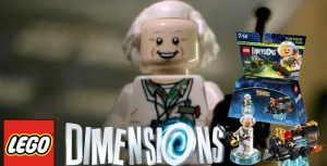 lego doc brown