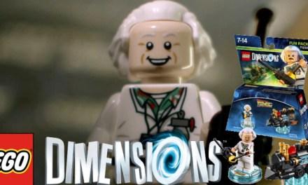 LEGO DIMENSIONS : un trailer à 88 miles à l'heure