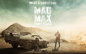 mad max fury road retour