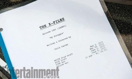 Les premières photos officielles du retour de X-Files