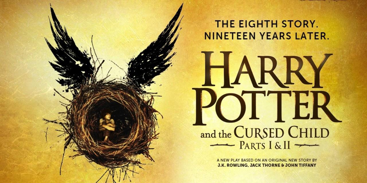 Réservez pour Harry Potter and The Cursed Child