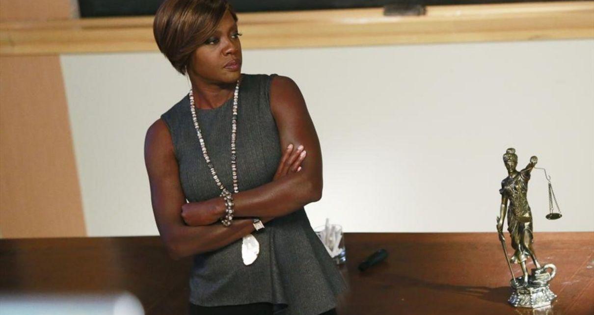 Shonda Rhimes - Pourquoi regarder How To Get Away With Murder sur M6 ? how to get away with murder season epi 3 annalise main