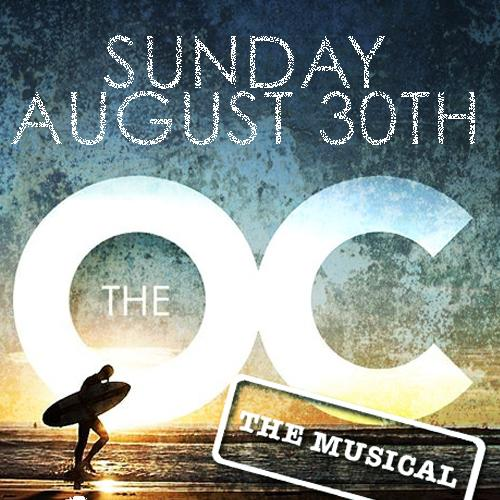musical - THE OC : the musical !