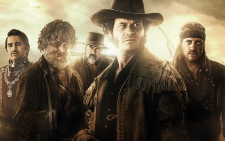 history channel - Texas Rising vu par History Channel