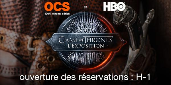 exposition game of thrones - Exposition Game Of Thrones : comment y aller ?