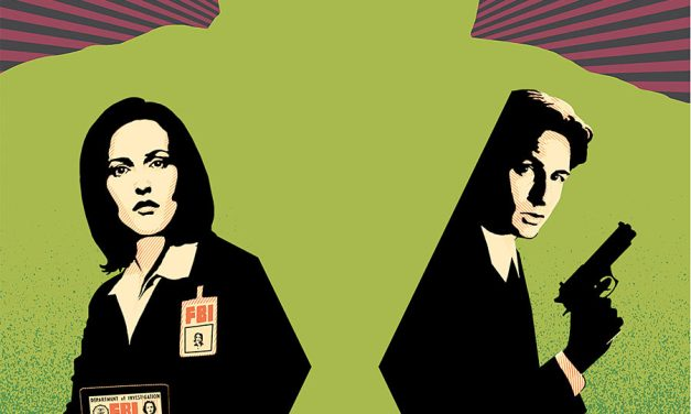 La saison 11 de X-Files… en comics