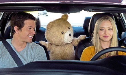 Ted 2 – Petit ours brun a grandi