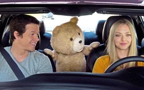 amanda seyfried - Ted 2 - Petit ours brun a grandi amanda seyfried
