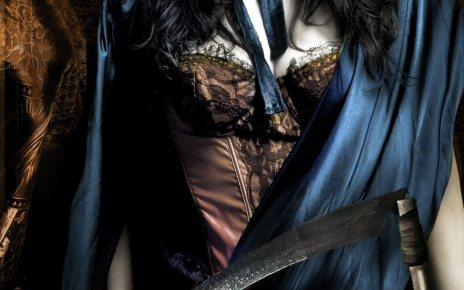 larissa ione - Les Cavaliers de l'Apocalypse : la Mort au tournant