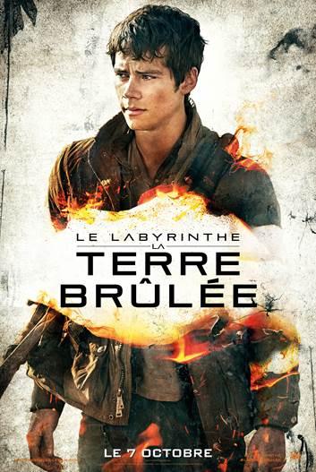 le labyrinthe - LE LABYRINTHE 2 - LA TERRE BRULEE : seconde bande-annonce image005