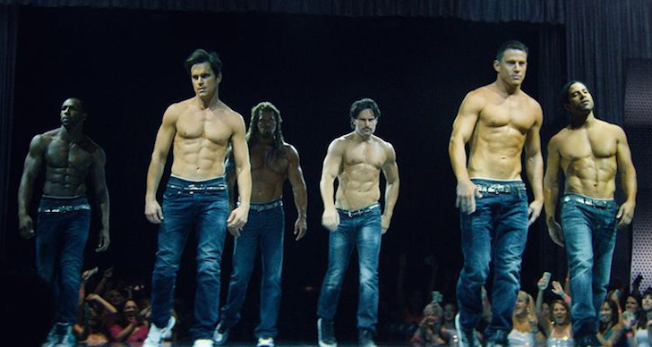 Magic Mike XXL – Chaud devant