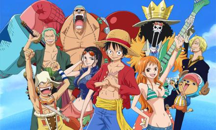 One Piece T1 : La malédiction de l'épée sacrée