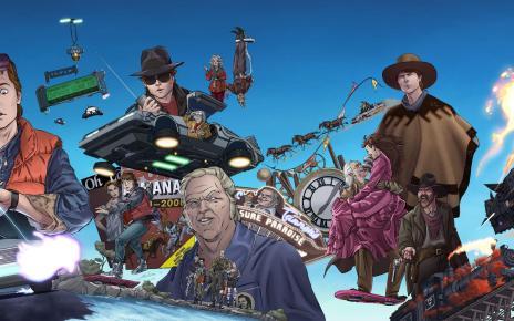 comics - RETOUR VERS LE FUTUR débarque en comics unnamed 3