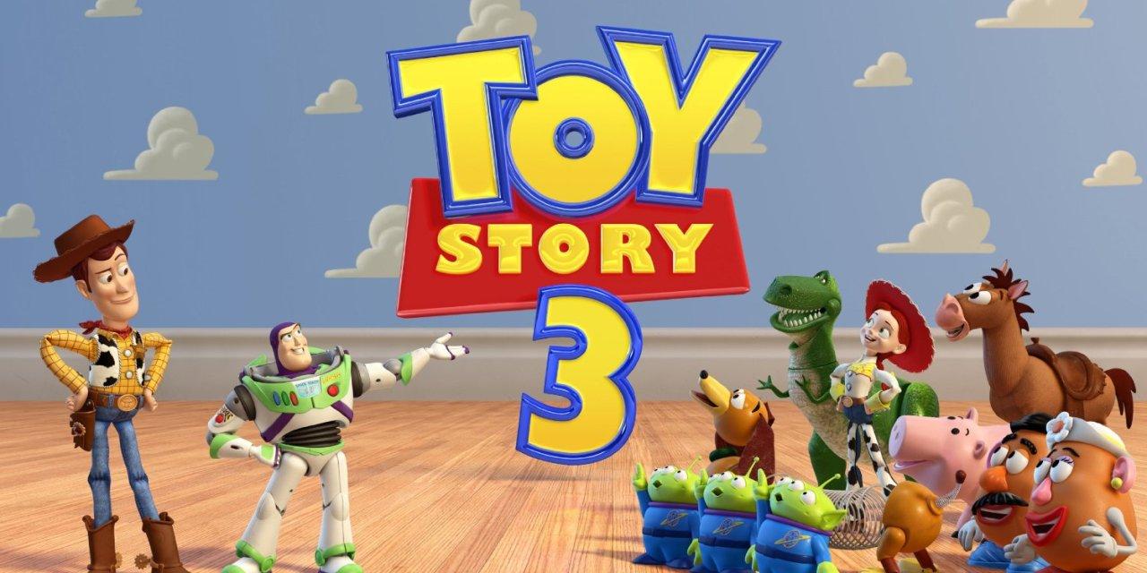 Rétro Pixar, J-6 : Toy Story 3