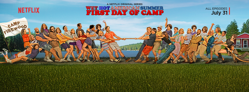 Wet Hot American Summer : un été inoubliable