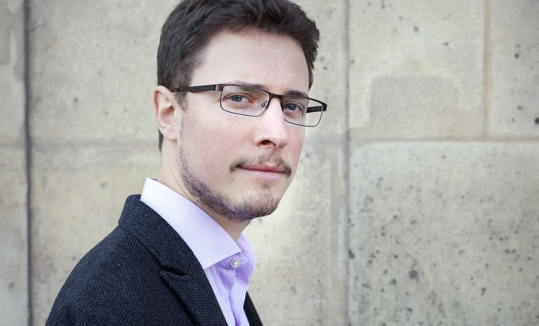 alexandre seurat - La maladroite, premier roman d'Alexandre Seurat