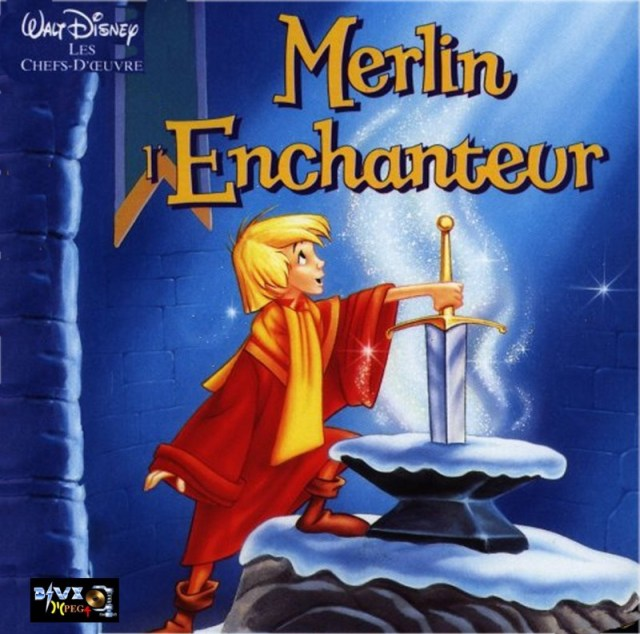 merlin l'enchanteura