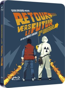 Coffret Blu-ray-Steelbook