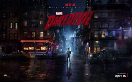 daredevil - Daredevil saison 2 : le trailer daredevil tv show poster 01 2500×1401