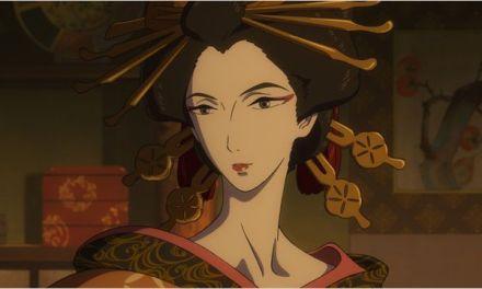 Miss Hokusai : des hommes et des dragons