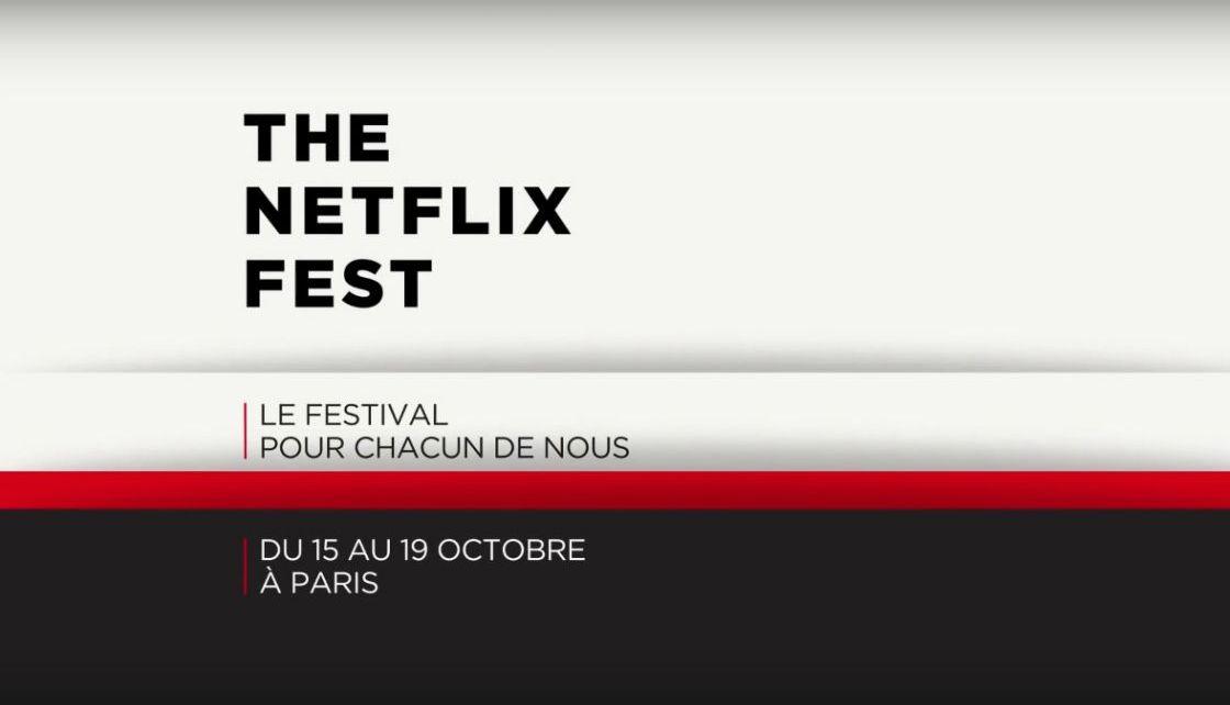 netflix - Netflix présente son festival cinéma - séries