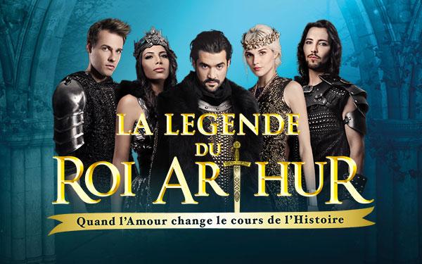 comédie musicale - La légende du roi Arthur au palais des Congrès 10105879