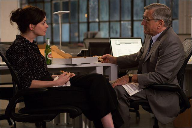 Anne Hathaway - Le nouveau stagiaire - 70 est le nouveau 30