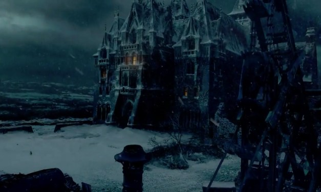 Crimson Peak : Alice au Pays de la Folie